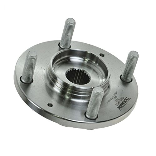 Front Wheel Hub /& Bearing Pair For 05-09 Kia Spectra 5