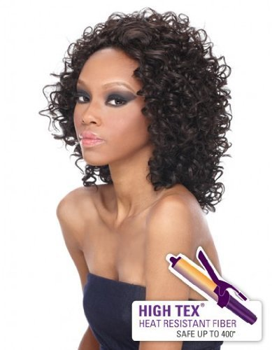 OUTRE Synthetic Lace Front Wig ABELLA (# DX3147) by SUN TAI YANG