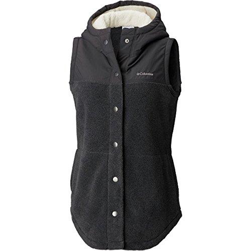 介入する強要深く[コロンビア] レディース ジャケット?ブルゾン Benton Springs Overlay Fleece Vest - Wom [並行輸入品]