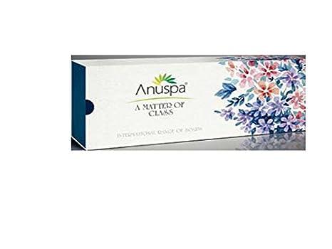 Anuspa Soap Pearl Set 125 Grams Exclusive Pack Of 3 Quality Herbal Soaps