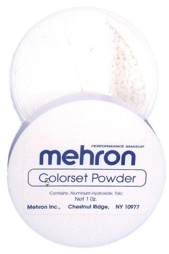 お願いします問い合わせ印をつけるmehron Colorset Powder - Translucent (並行輸入品)