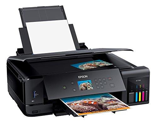 Epson ET 7750 Expression Premium EcoTank ET-7750 Wireless All-in-One Printer