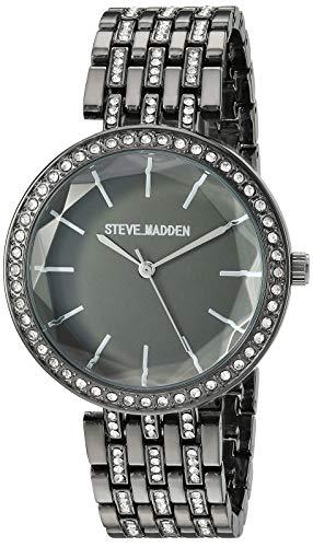 (Steve Madden Fashion Watch (Model: SMW175GU))