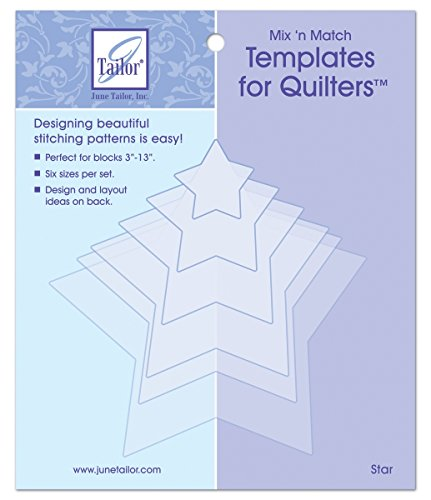 quilters plastic template - 8