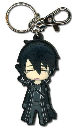 (Great Eastern Entertainment Sword Art Online - Crying Kirito SD PVC Keychain)