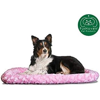 Amazon.com: Furhaven - Cama para perro, almohadilla para ...