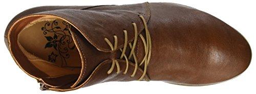 52 Sattel Shua Kombi Braun 181039 Damen Think Desert Boots wSq7C78x