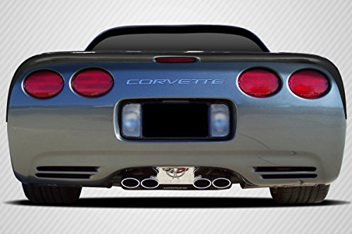 Carbon Creations Replacement for 1997-2004 Chevrolet Corvette C5 RKS Rear Wing Spoiler - 1 Piece ()