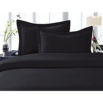 Elegant Comfort 1500 Thread Count Egyptian Quality 4 Piece Bed Sheet Sets,  Deep Pockets