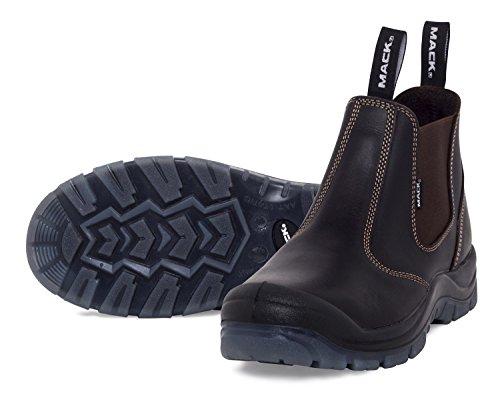 Mack Boots E93801151 Mack Boost Boots Men Size 11 Claret ...