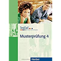 TestDaF Musterprüfung. Per le Scuole superiori. Con CD-Audio: 4