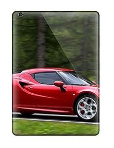 Pamela Sarich's Shop New Alfa Romeo 4c 10 Tpu Case Cover, Anti-scratch Phone Case For Ipad Air