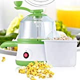 Multifunction Electric Popcorn Machine Egg Boiler Steamer Eggs...