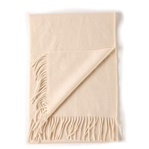 Autunno Calda Solido Beige Colore Versatile Lontre Uomini E Sciarpa colore Di Beige Degli Inverno Donna Moda 50vqnwHR