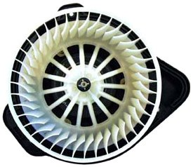 TYC 700163 Volvo Replacement Blower Assembly by TYC