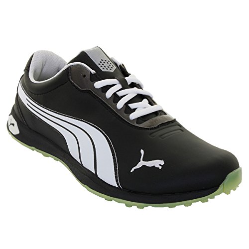 Biofusion SL Golf Shoes Black-White SS14 7