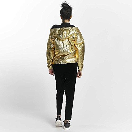 Metallic Adidas Golden Windbreaker Golden Adidas Or qdIzwY6C