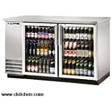 TBB-2G-S-LD Back Bar Cooler