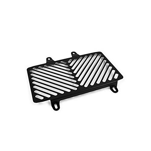 IBEX 10004878 Radiator Cover Water Radiator Grille Radiator Protector Radiator Cover Design Clean Black: