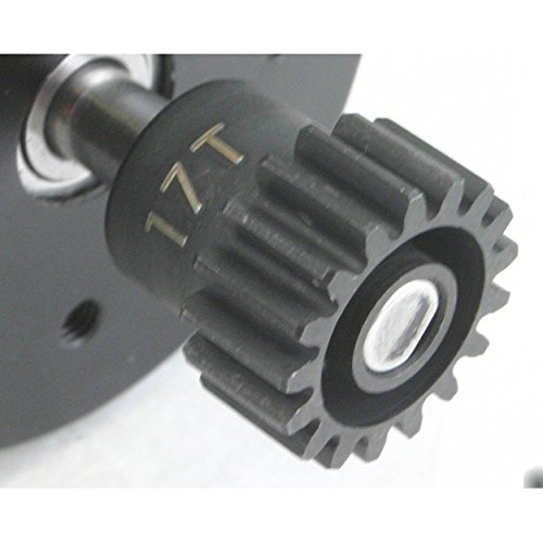 Hot Racing NSG3217 17t Steel 32p Pinion Gear 5mm Bore (Pinion 17t)