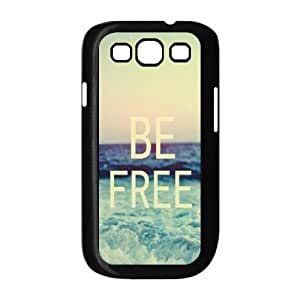 Be Free Personalized Cover Case for Samsung Galaxy S3 I9300,customized phone case ygtg580073