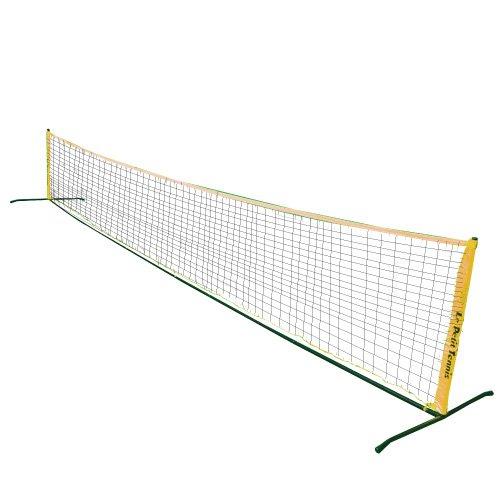 Le Petit Tennis 18-foot Portable Tennis Net (Official Size for Usta Junior Under 10 Competition)