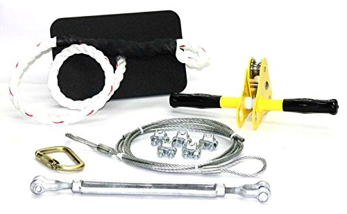 Hornet Zip Line Kit w/ Seat - 200' by ZLP Manufacturing