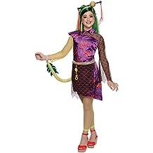 Monster High Jinafire Long Costume, Large