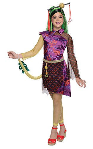 Monster High Jinafire Long Halloween Costume