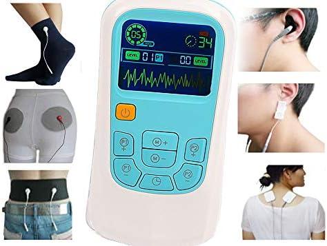 Back Pain Relief Medicomat Rechargeable Unit (Medicomat-2J ElectronicsBelt Underpants Socks)