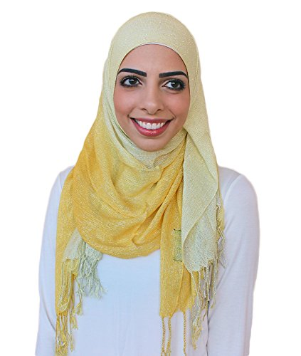 Hijab ista Womens Ombre Shimmer Hijab product image