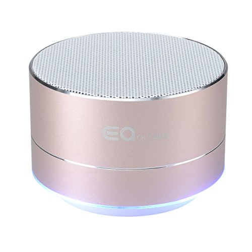 EQoustics Bluetooth speaker - with enhanced battery for longer playback