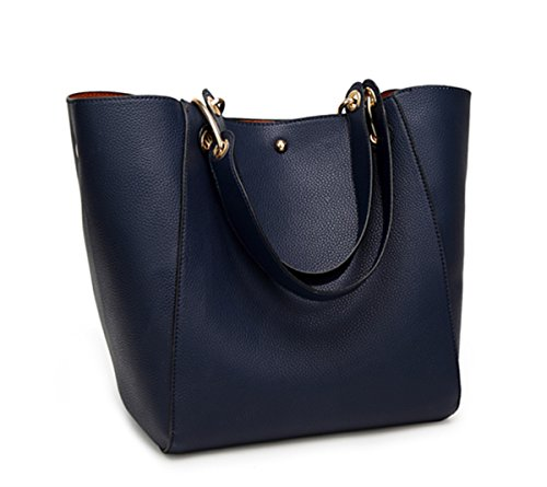 Satchel Shoulder Blue Purse Tote Crossbody Fashion Handle Top SIFINI Bag Handbags Women Bag wY1CI