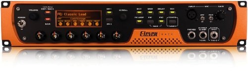 Digidesign Eleven Guitar Effects Processor product image