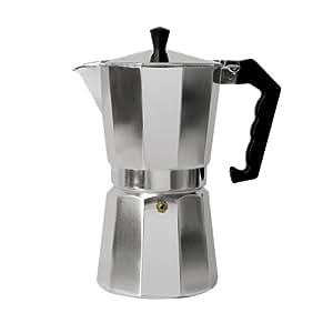 Primula Aluminum 3 Cup Stovetop Espresso Maker