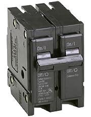 Eaton Corporation BR260 Double Pole Interchangeable Circuit Breaker, 120/240V, 60-Amp