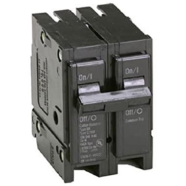 Cutler-Hammer BR220R  20-Amp Circuit Breaker nothing