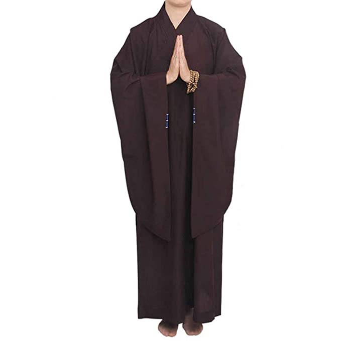 Amazon com: Buddhist Monks Robe Chinese Ancient Traditional