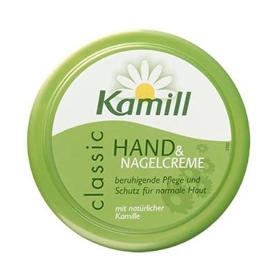 Kamill Hand and Nail Cream Jar 150ml (Pack of 2)
