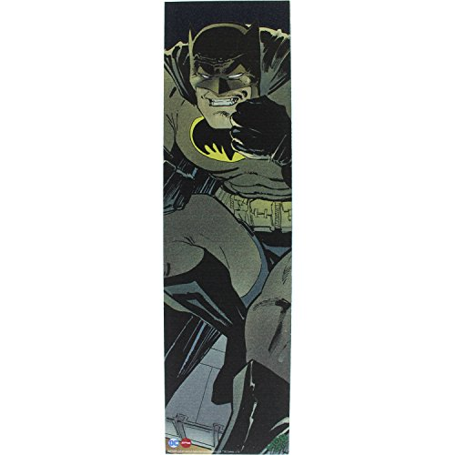 Almost Skateboards MOB Batman Face Griptape - 9