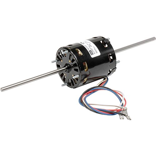 "Fasco 3.3"" Double Shaft Motor - 115 Volts 1550 RPM"