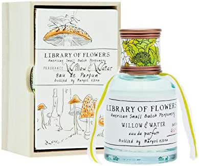 Library of Flowers Eau de Parfum-Willow & Water