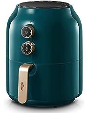 Bear Friteuse zonder olie, 3,5 l, heteluchtfriteuse, 1300 W, met timer, multifunctioneel, met temperatuurinstelling, luchtfriteuse zonder olie, BPA-vrij [CE ROHS certificering]