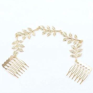 e4266a9a8 Vintage Gold Wedding Bride Hair Accessories Hairwear Women Crown Hair  Jewelry Headdress Tiaras