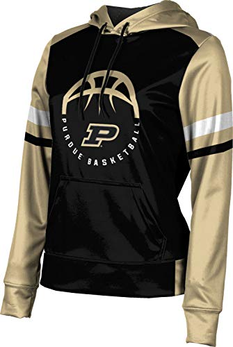 (ProSphere Purdue University Basketball Women's Pullover Hoodie - Old School 10034)