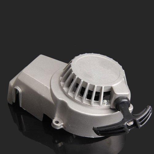 Vktech Aluminum Pull Starter Start Mini Pocket Bikes ATVs Quad 49cc Mower Engines