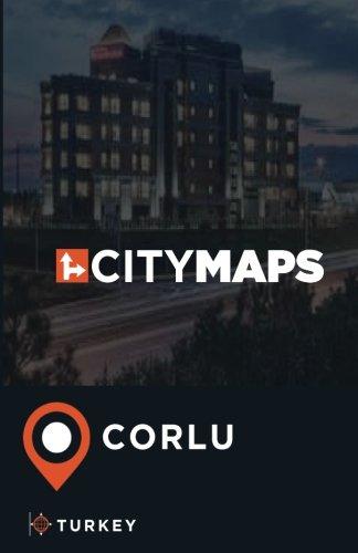City Maps Corlu Turkey PDF