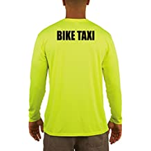 Bike Taxi Mens UPF 50+ Performance Shirt