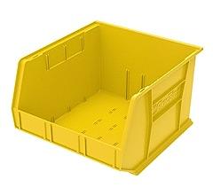Akro-Abfalleimer zum Aufh/ängen Blau Akro-Mils 30230 Kunststoff-Aufbewahrungskorb 12 St/ück stapelbar 27,9 x 12,7 cm