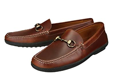 abb1e02f5d7 Image Unavailable. Image not available for. Color  PETER MILLAR Italian Leather  Driver Moccasin Mens ...